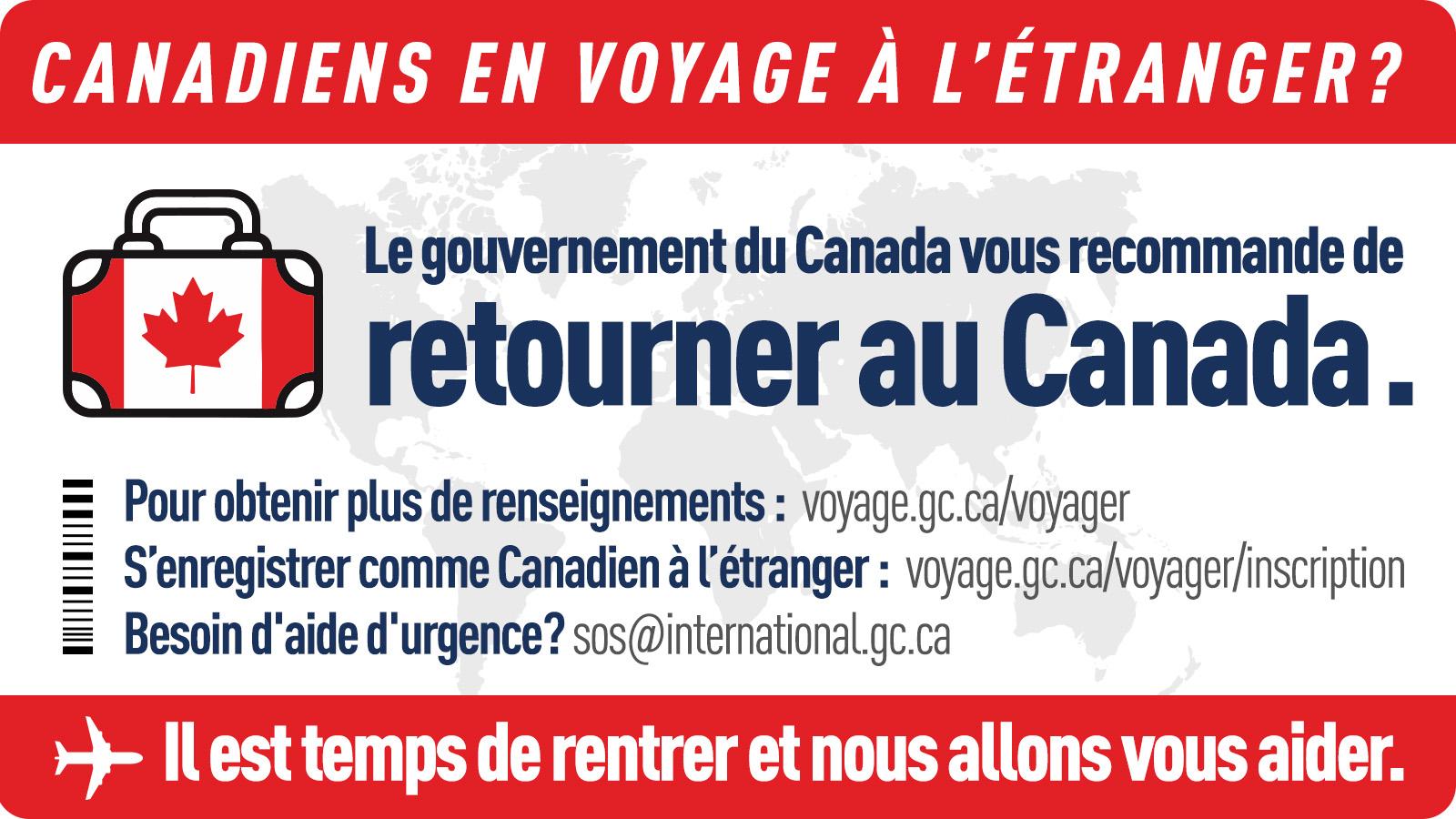 Covid 19 Rapatriements Des Canadiens Pierre Paul Hus